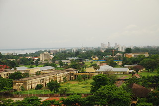 Kinshasa from the 16th floor | by Irene2005
