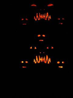 Monsters in the Dark   by kazamatsuri