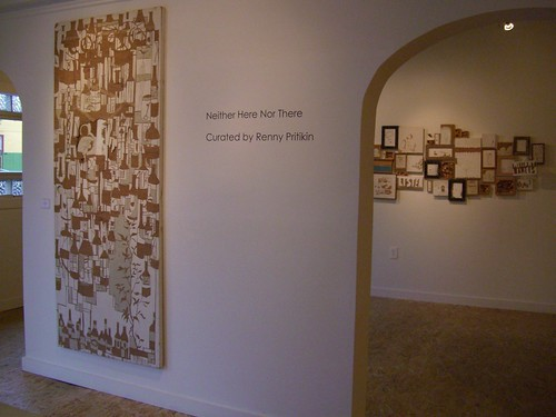 Installation Shot - Neither Here Nor There