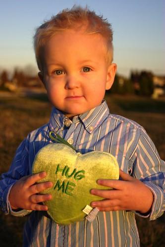 boy sunset portrait cute toddler heart son hugme jacreative