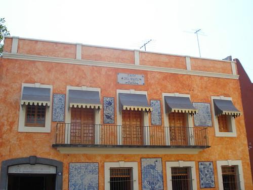 casa colonial puebla