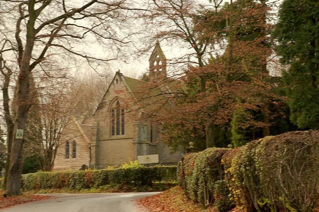 LICKEY CHURCH