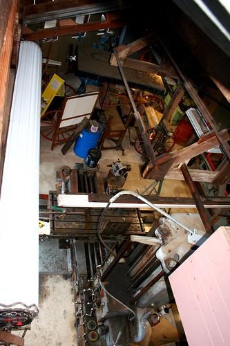 railroad railway narrowgauge machineshop