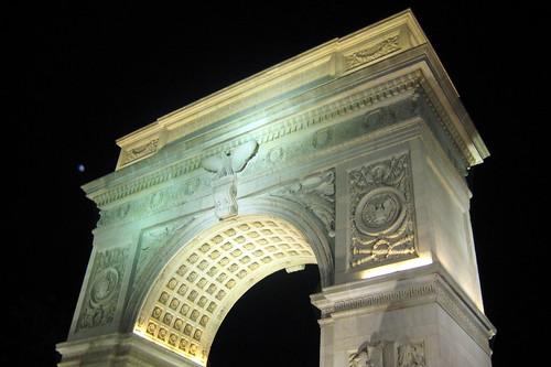 NYC - Greenwich Village - Washington Square Park - Washington Square Arch | by wallyg
