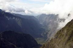 Point de vue du Nez-de-boeuf, La Réunion