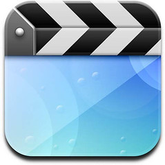 iPod touch Videos Icon   by JJSlash04