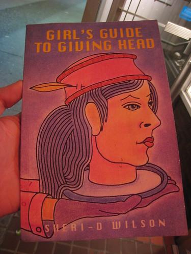 Girl's Guide to Giving Head   by edkohler