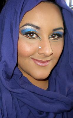 Arabian Blue II