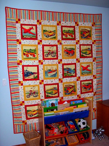Michael Miller Antique Toy Fabric | by Quiltsalad