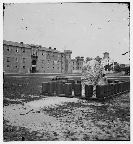Charleston, Calhoun Street, Old Citadel | by hdes.copeland
