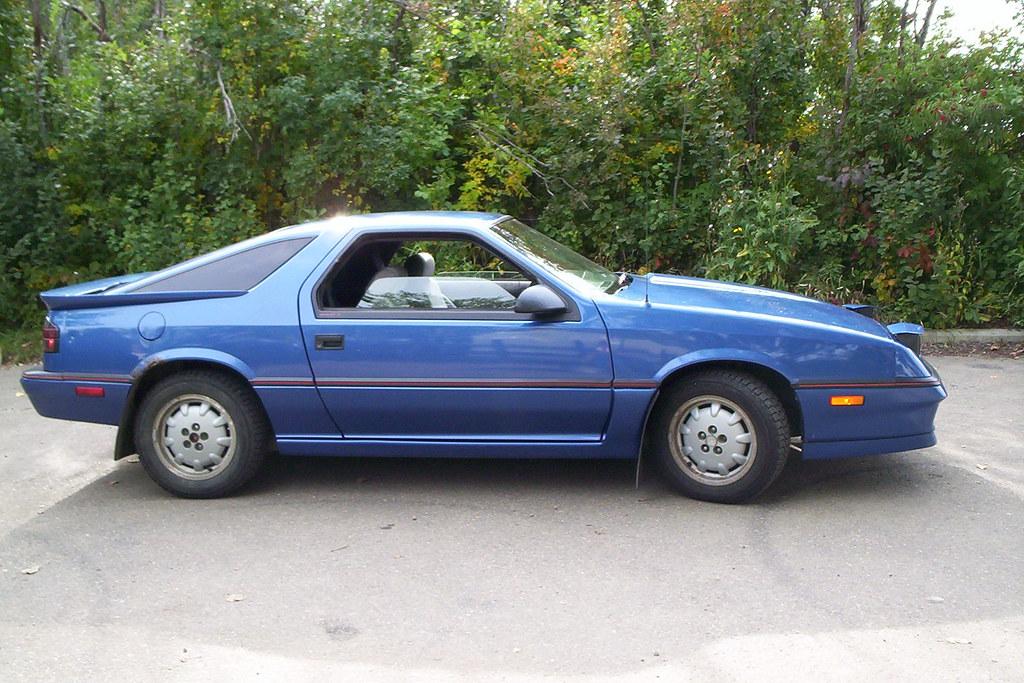 1988 Dodge Daytona Shelby Z A Photo On Flickriver