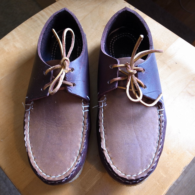 Arrow Mocs for The Tannery