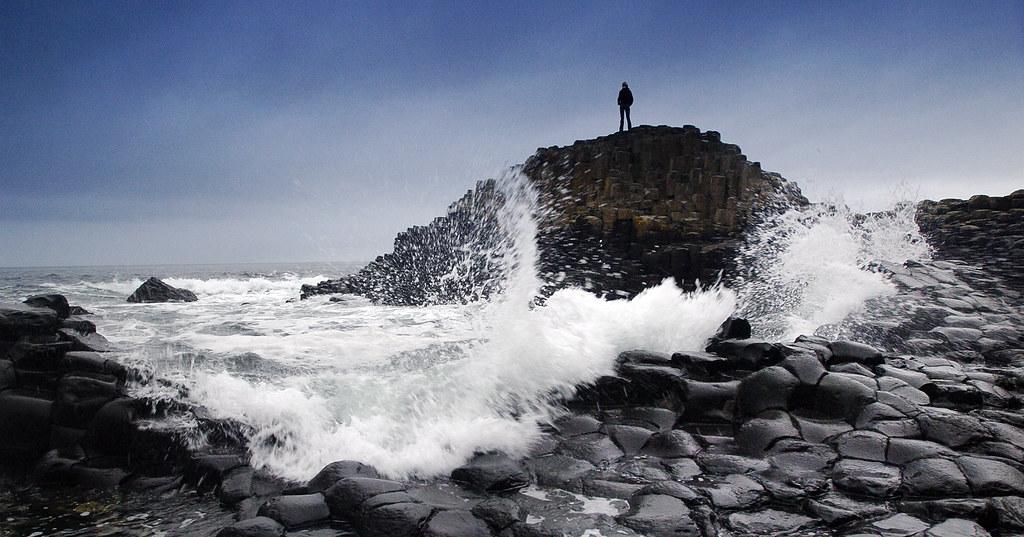 Irelands' Gaint's Causeway