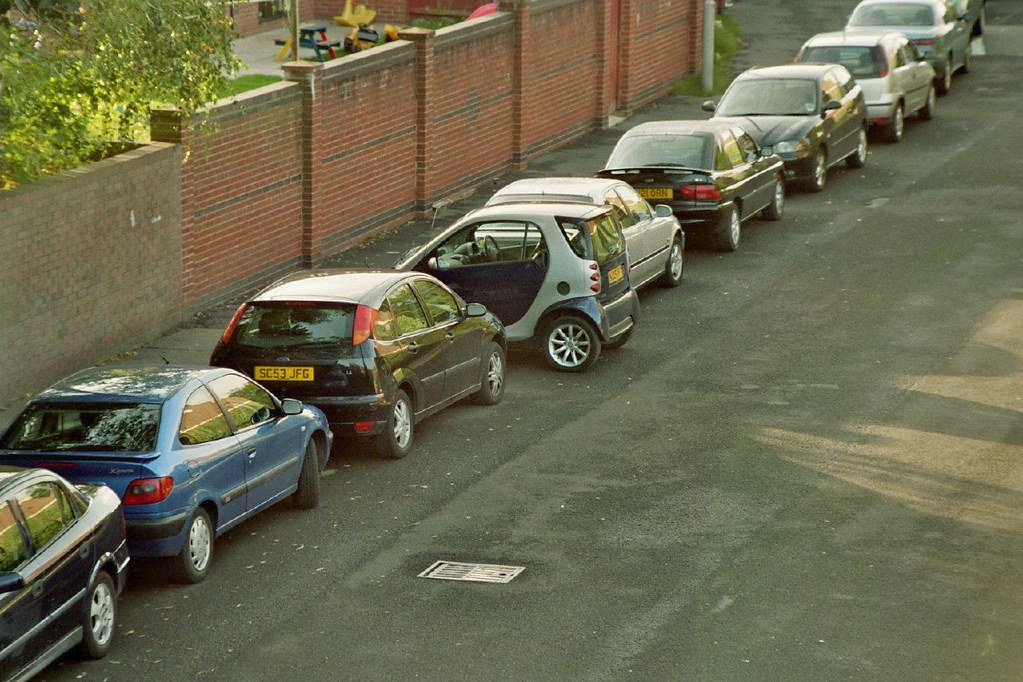 'Smart' Parking