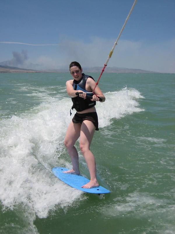 Rachel Wake Skating
