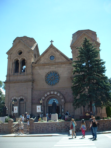 Cathedral in Santa Fe