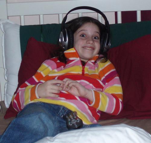 Day 26: Headphones