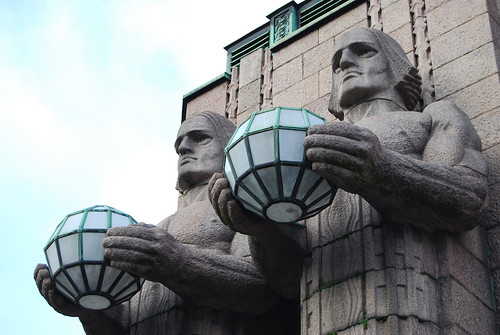 helsinki train station day | by Ross MacDonald