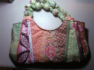 Amy Butler inspired bag
