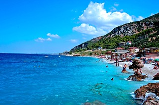 jonufer beach-vlore-albania | by Godo-Godaj