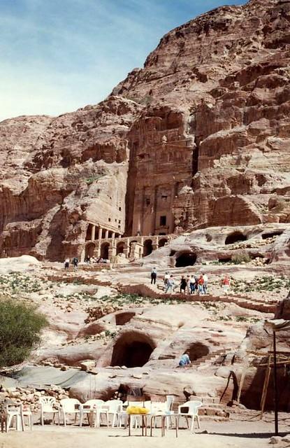 Petra2, Jordanie
