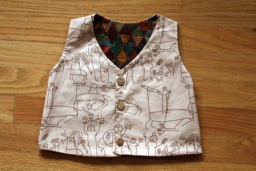 Onfim vest   by quinn.anya