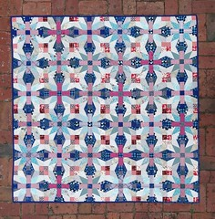 Roundabout - full quilt