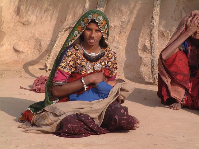 Jaisalmer, Désert du Thar, décembre 2003