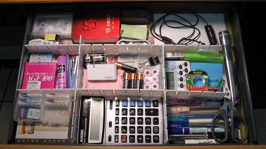 my desk drawer