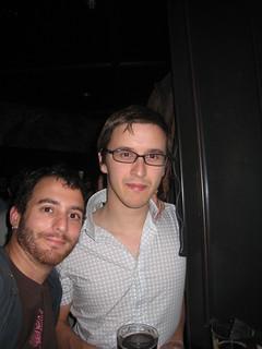 Rafi and Alvaro