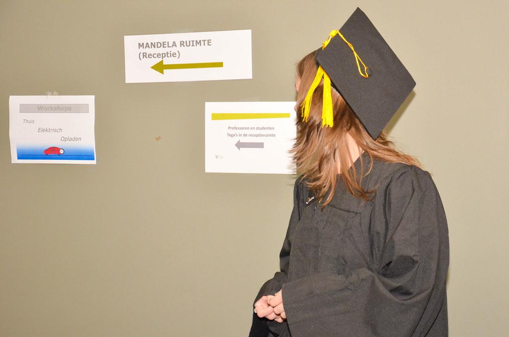 Plechtige diploma-uitreiking van faculteit LW | Faculteit Le
