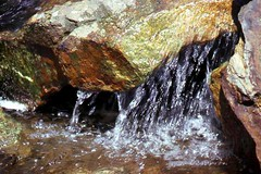 Mountain stream music, New England