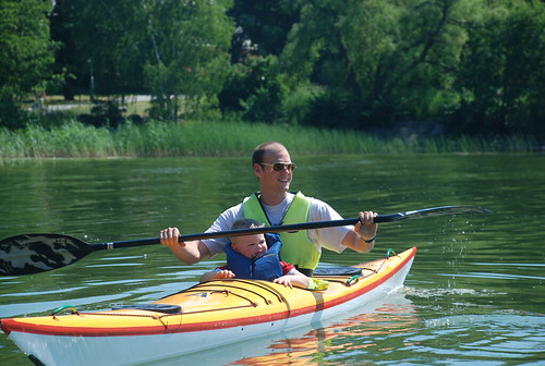 A First Kayak Experience | by Let Ideas Compete