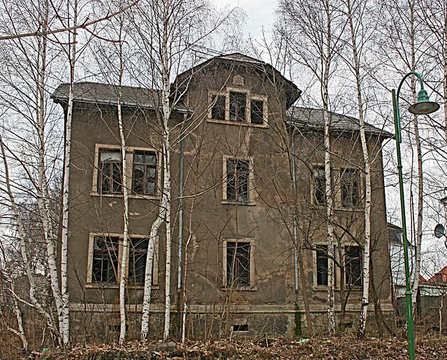 Abandoned Home, Badstrasse, Radeberg Germany