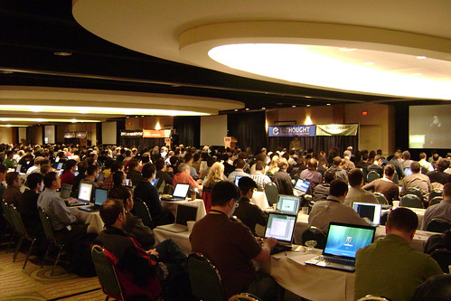 PyCon 08 - Chicago, Illinois | by J Gajon