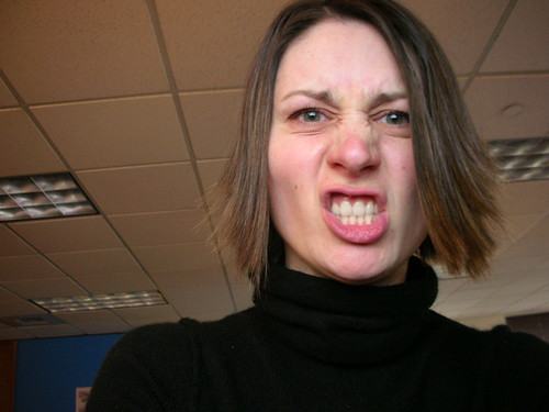Angry Friday Face | by Lara604
