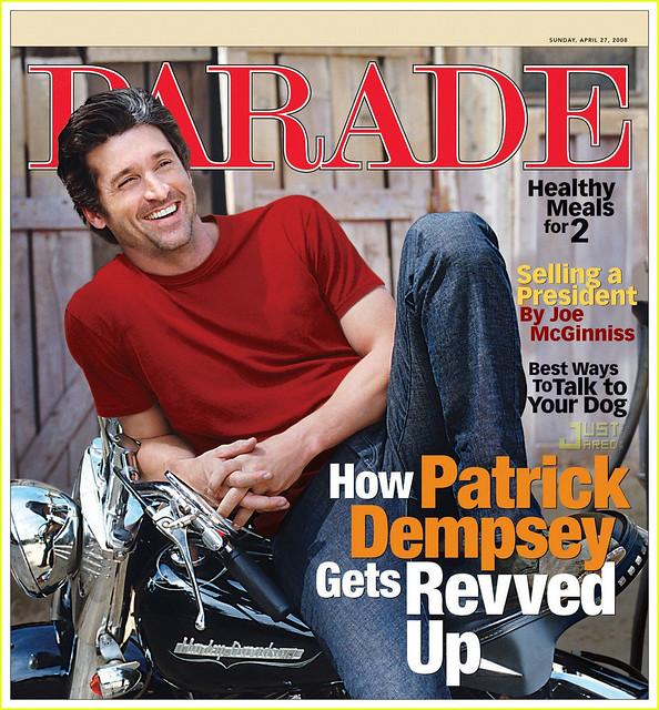 patrick-dempsey-parade-magazine | larafan21 | Flickr