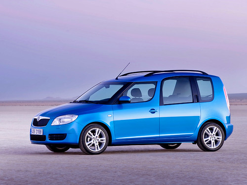 Skoda Roomster | by fotasoss