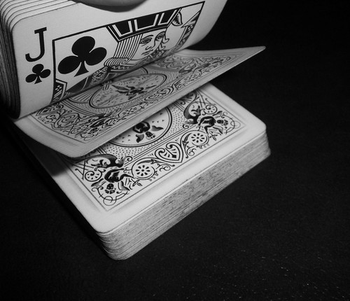 Cards (b&w) Shoot 1.7 | by NJEphotography