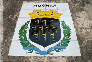 le blason de Rognac | by Dominique Lenoir