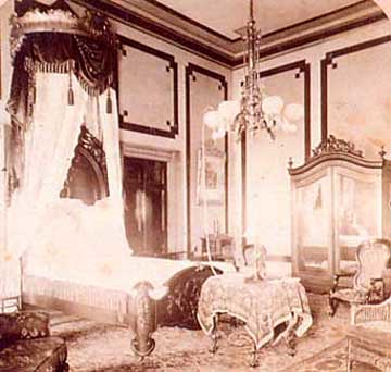 Presidents bedroom White House circa 1870\'s   gaswizard   Flickr