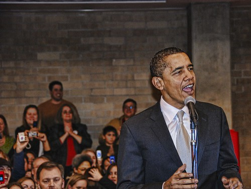 Obama in Denver - Yes We Can | by iceman9294