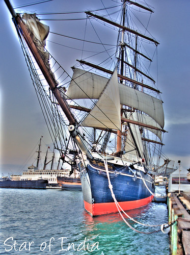Star of India HDR | by donaldmctim