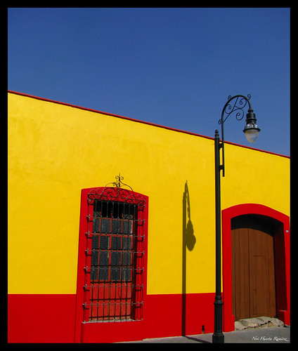 Casita Colorida en Cholula, Puebla
