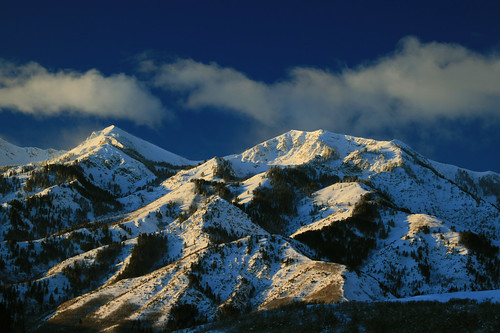 snow mountains sunrise canon rebel utah wasatch trappersloop xti