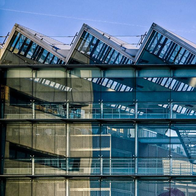 Reflets, Cité Descartes