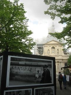anarchie @ the Sorbonne