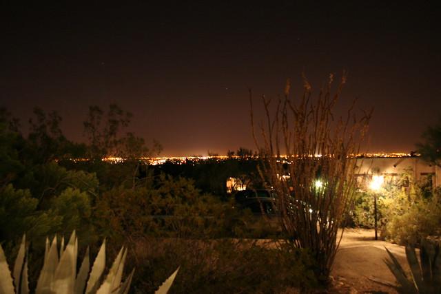 Tucson from Casita