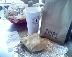 My First Chipotle   by Steve Clancy