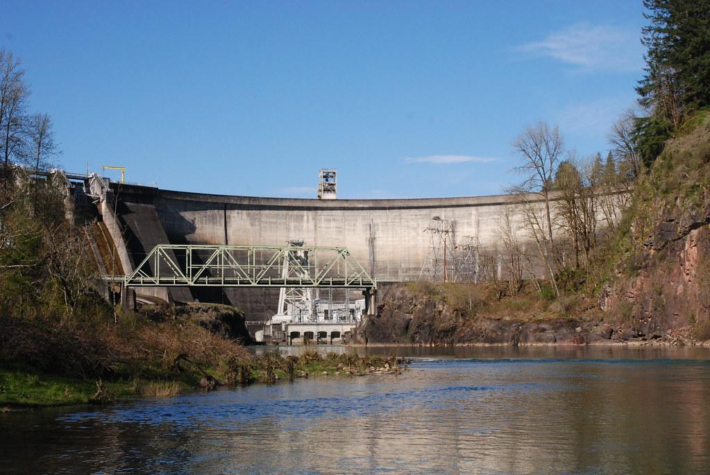 Merwin Dam
